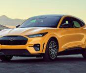 2022 Ford Mach E Interior Accessories Availability Autopilot Apple Carplay