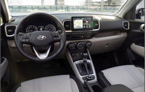 2022 Hyundai Venue Accessories All Wheel Drive Automatic Adaptive