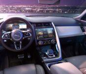 2022 Jaguar E Pace Red Ev400 Awd 2 Panasonic X540 Image