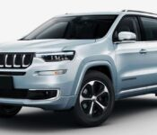 2022 Jeep Commander Capacity Accessories Motor Exterior