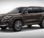 2022 Jeep Commander V8 2016 Truck White Diesel Chrysler