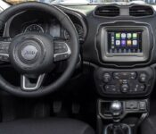 2022 Jeep Renegade Dodge Green Red Blue White Interior