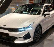 2022 Kia K5 Gt Line A Build Inside Show Does Look Model