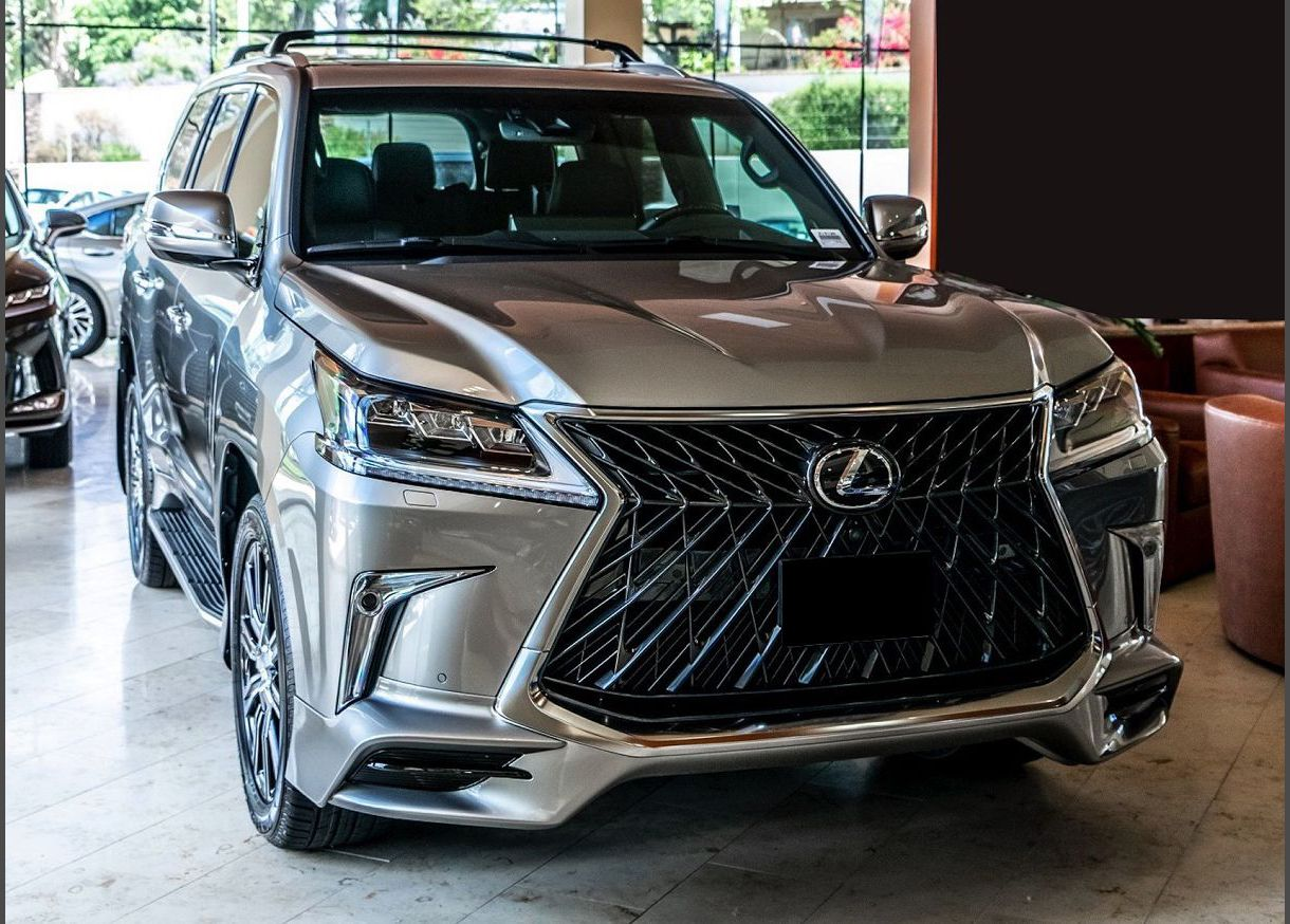 2022 Lexus Lx Does Models How Often The Be Redesigned