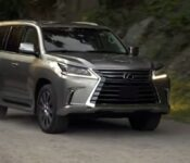 2022 Lexus Lx When Will Come Out What Month Model