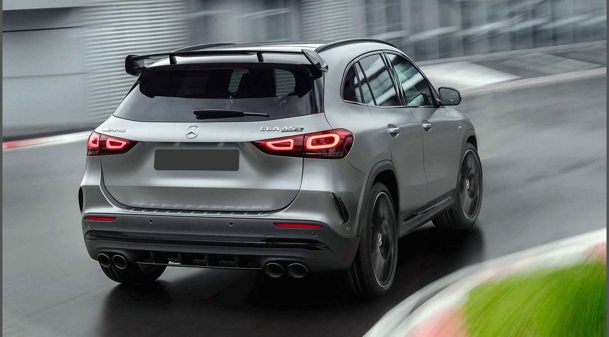 2022 Mercedes Amg Gla 45 2020 2015 45s 2021 A45 2019 Exterior