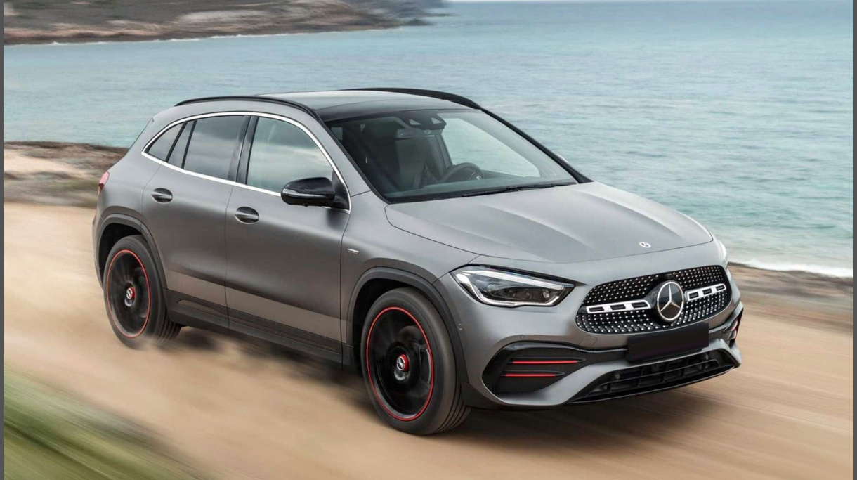 2022 Mercedes Amg Gla 45 Africa Service B Coupe Toy Interior Insurance
