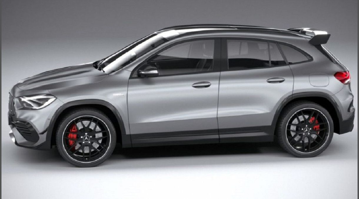 2022 Mercedes Amg Gla 45 Ride On Car Review Brabus South Engine