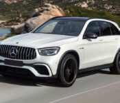 2022 Mercedes Amg Glc 63 Horsepower Of Mercedes Amg 4matic+ Coupé In