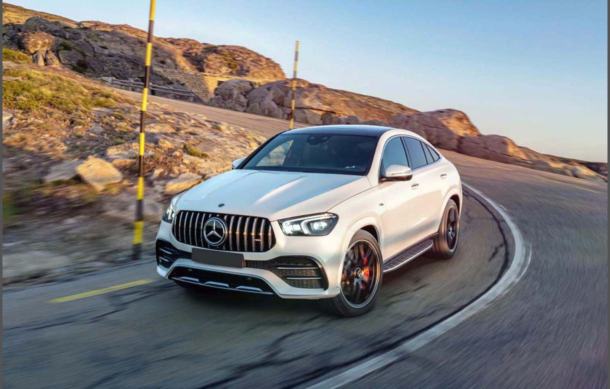 2022 Mercedes Amg Gle 63 2020 63s Coupe Gle63s Benz S Image
