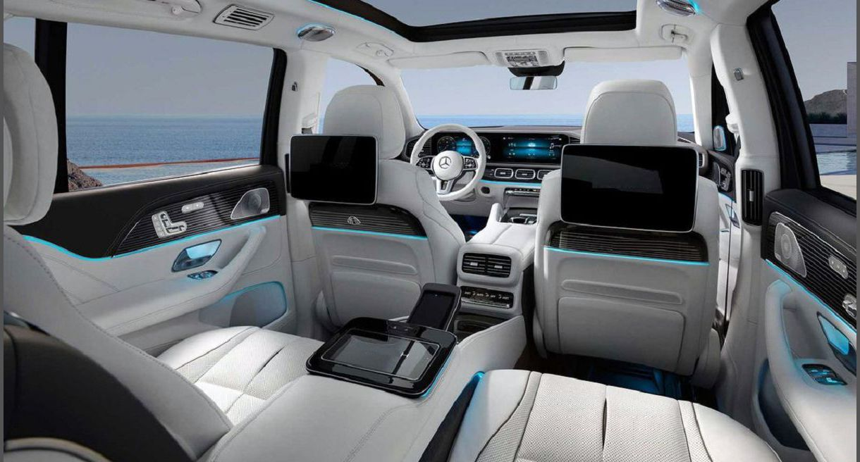 2022 Mercedes Amg Gle 63 X6m Vendre Lease Interior Model Msrp