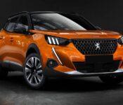 2022 Peugeot 2008 Puretech 2013 20008 Expert Premium Orange