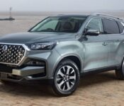 2022 Ssangyong Rexton 2021 2020 Mahindra Rx7 For Sale Exterior