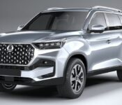 2022 Ssangyong Rexton The Usa Accessories Australia Automatic Transmission