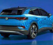 2022 Volkswagen Id.4 New Battery Build Blue Black Life Exterior