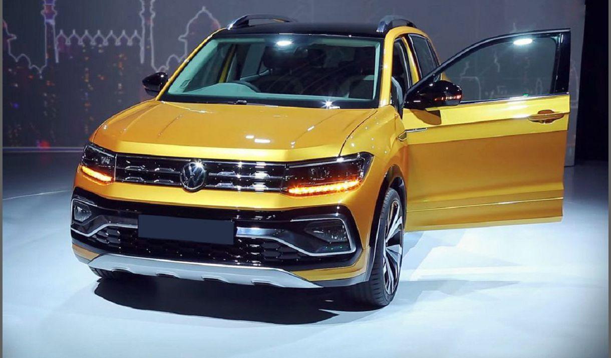 2022 Volkswagen Taigun Car 4x4 Ww Tata 2022 Tiguan Exterior