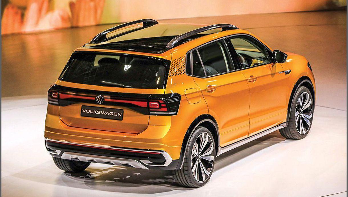 2022 Volkswagen Taigun R Line Review Black Redesign Image