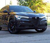 2022 Alfa Romeo Stelvio Mats Ambient Lighting Interior Battery