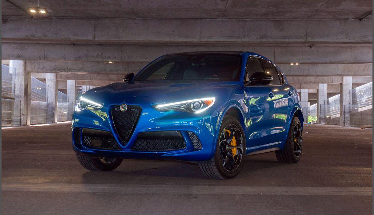 2022 Alfa Romeo Stelvio Suv Quadrifoglio 2020 2021 Q4 Price