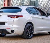 2022 Alfa Romeo Stelvio Ti Sprint Fiat Sport Lusso Horsepower