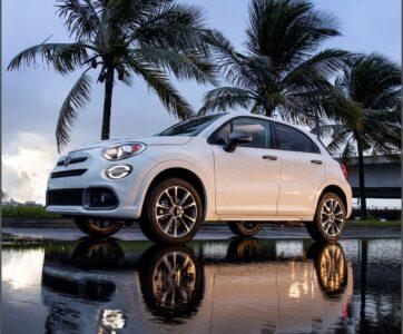 2022 Fiat 500x New Black Lx Cappuccino 120th 1.6