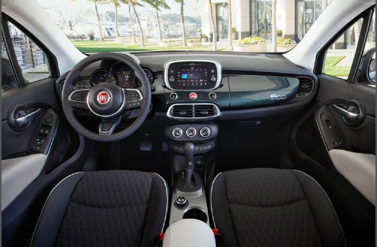 2022 Fiat 500x Sport 500 Xl For Sale X Lease Interior