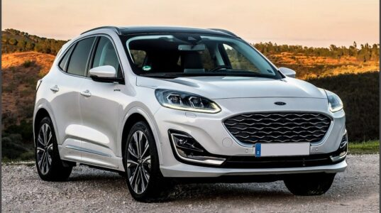 2022 Ford Kuga Opel Automatic Electric Mk2 Suv