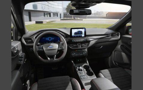 2022 Ford Kuga Vignale 2018 2017 X New Image