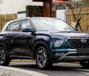 2022 Hyundai Creta Turbo Facelift India In Uae Image