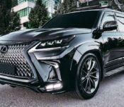 2022 Lexus Gx 470 Mpg Aftermarket Accessories Stereo Air Filter