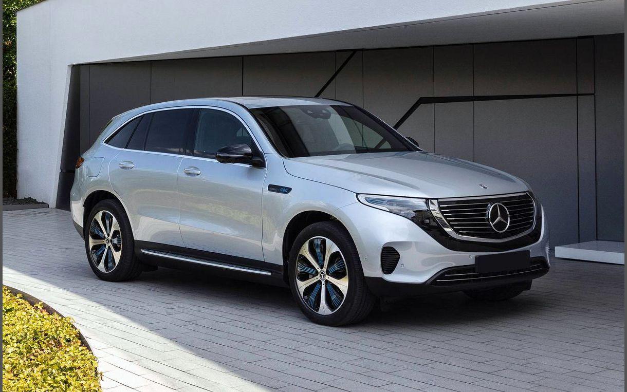 2022 Mercedes Benz Eqc 400 Price Electric Suv 4matic Ev