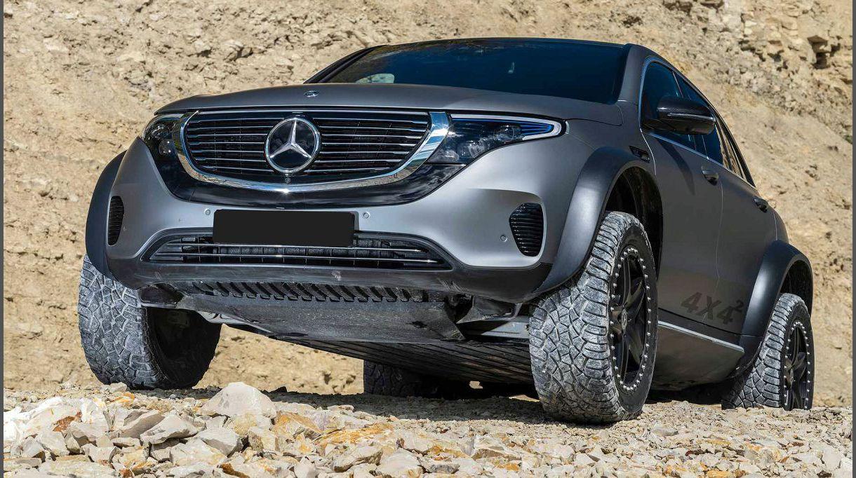 2022 Mercedes Benz Eqc Sedan Premium Plus Australia Of Review