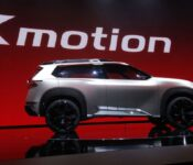 2022 Nissan Xmotion 2019 The Exterior