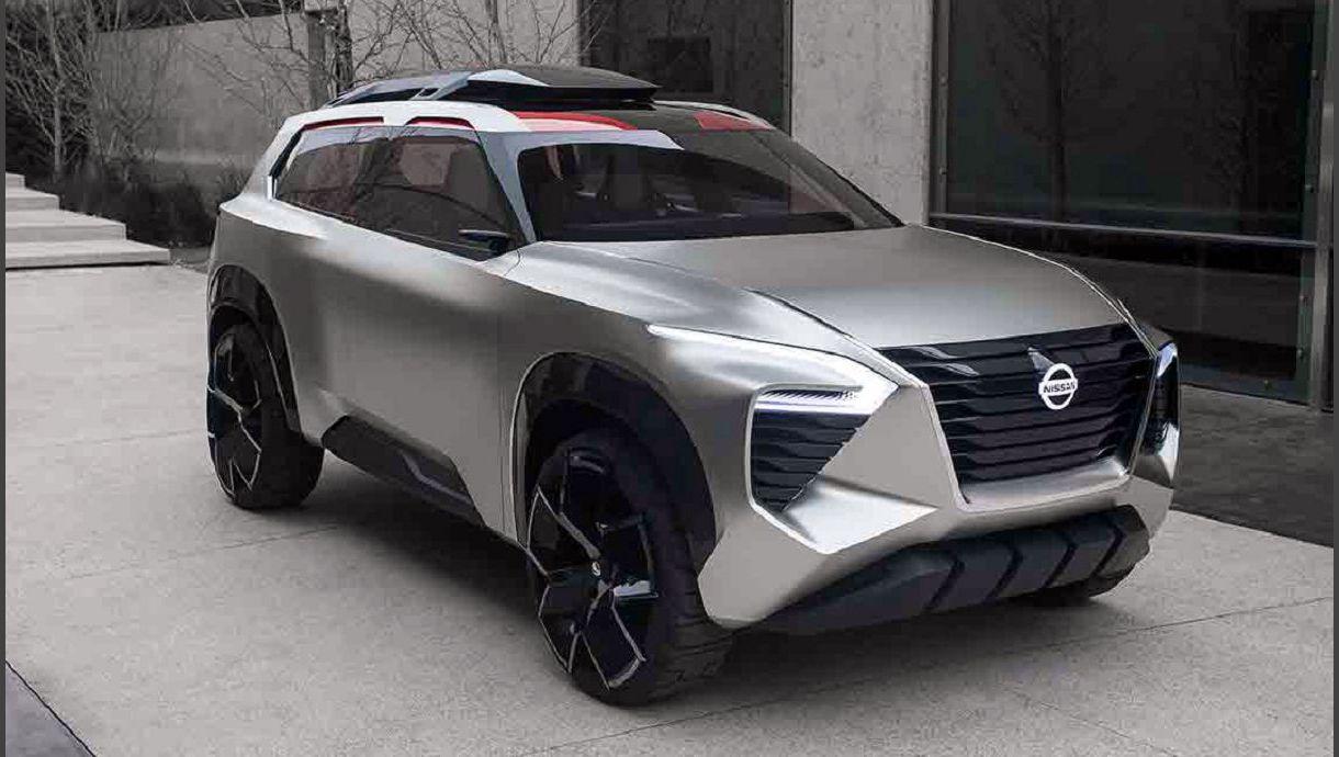 2022 Nissan Xmotion 2022 New Engine