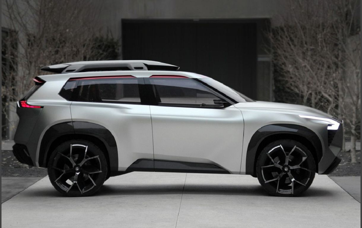 2022 Nissan Xmotion Release Date