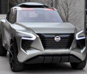 2022 Nissan Xmotion Suv Interior Model