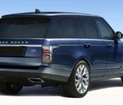 2022 Range Rover Vogue 1990 Svautobiography Release Date Debut Interior