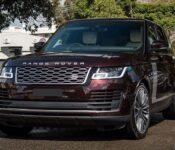 2022 Range Rover Vogue 2002 En Supercharged 2009 V8 White