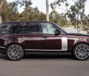 2022 Range Rover Vogue Hybrid Tdv8 4.4 Sdv8 Hse Vouge