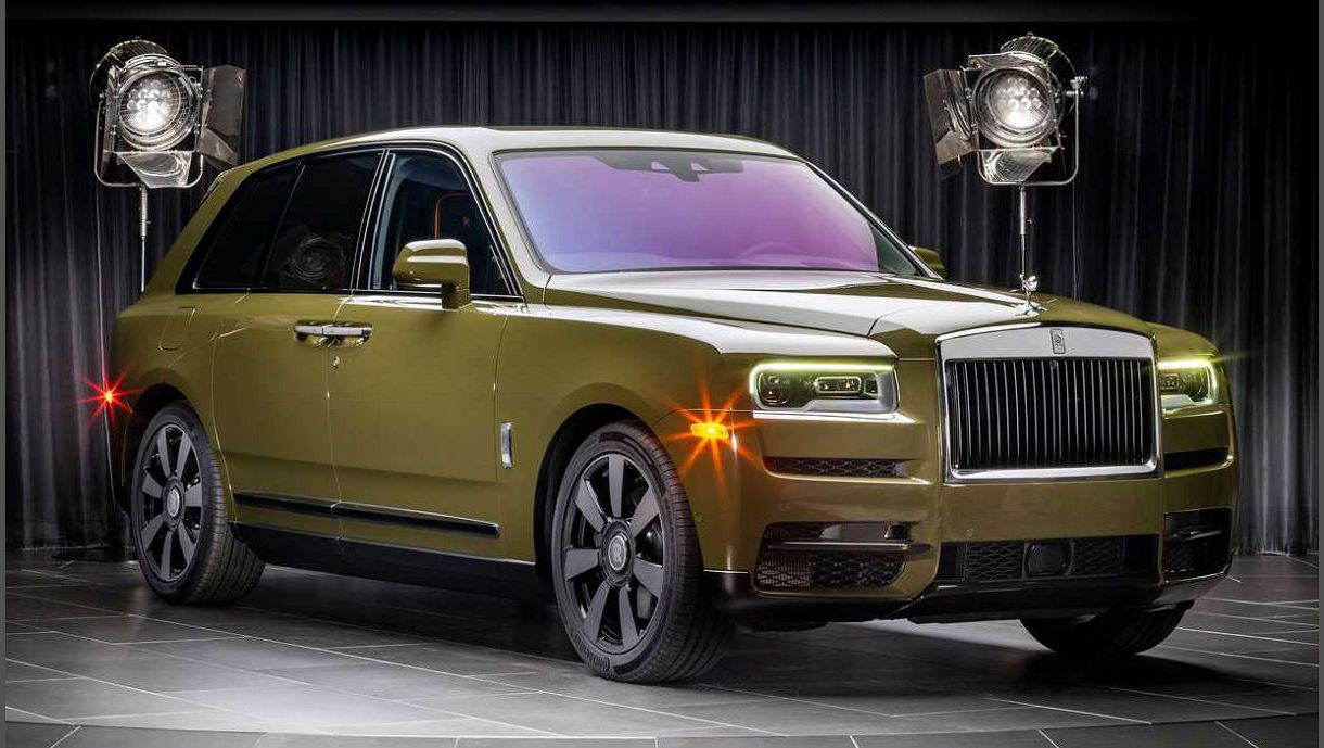 2022 Rolls Royce Cullinan A Interior Armored All Australia Review