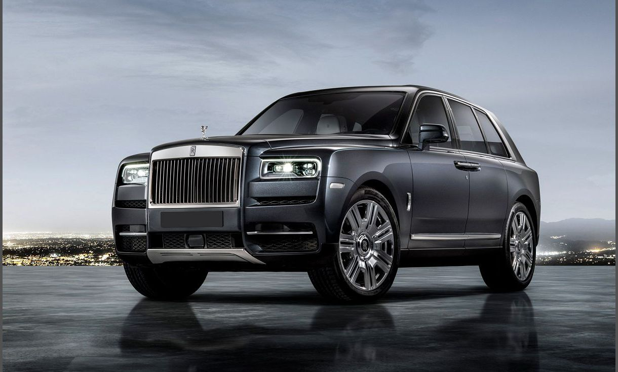 2022 Rolls Royce Cullinan Of Cost Toy Car Used 7 Seater Image