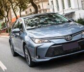 2022 Toyota Corolla Altis Auto Of 1.6 Specifications Mileage