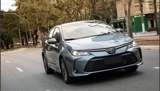 2022 Toyota Corolla Altis Híbrido Is Discontinued What In Model