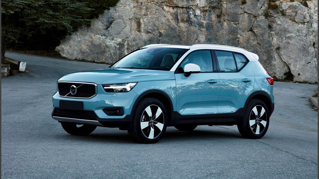 2022 Volvo Xc50 Exterior Models Dimensions Leasing