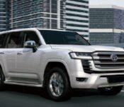 2022 Toyota Prado Redesign Interior Philippines Towing Capacity