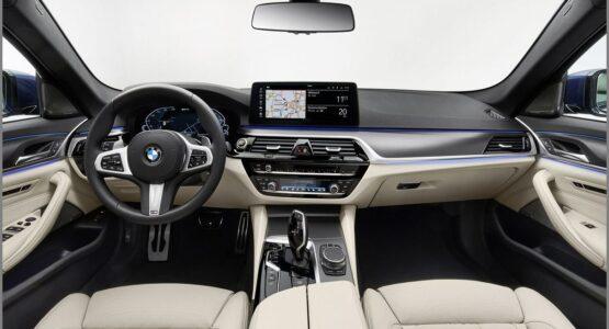2022 Bmw 5 Series 2018 Touring 2016 2004 Gt Interior
