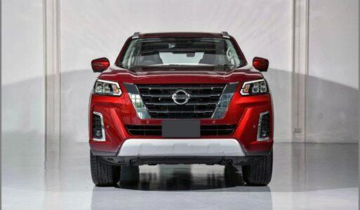 2022 Nissan Exterra With A Good Towing Capacity