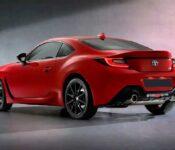 2022 Toyota 86 Gt Price Aimgain Lexus Ae86 Black