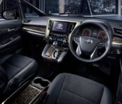 2022 Toyota Alphard Engine Model Cost Changes Price