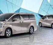 2022 Toyota Alphard Exterior Review Lease Interior Specs Image